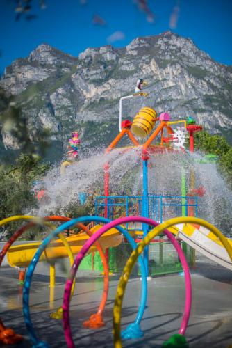Parco giochi residence filanda